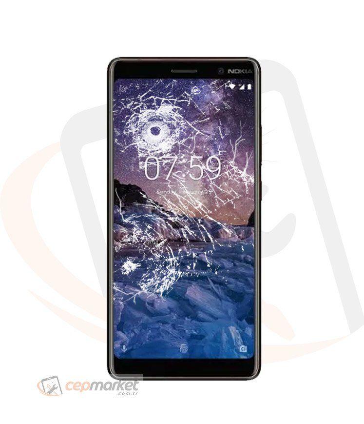 Nokia 7 Plus Ekran Değişimi