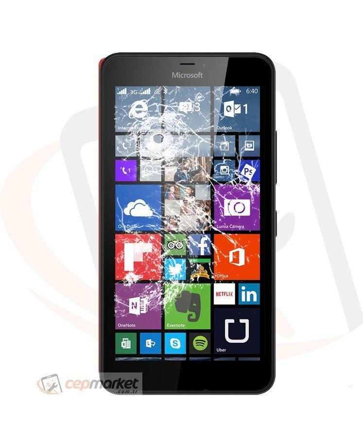 Nokia Lumia 540 Ekran Değişimi