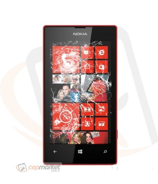 Nokia Lumia i520 Ekran Değişimi