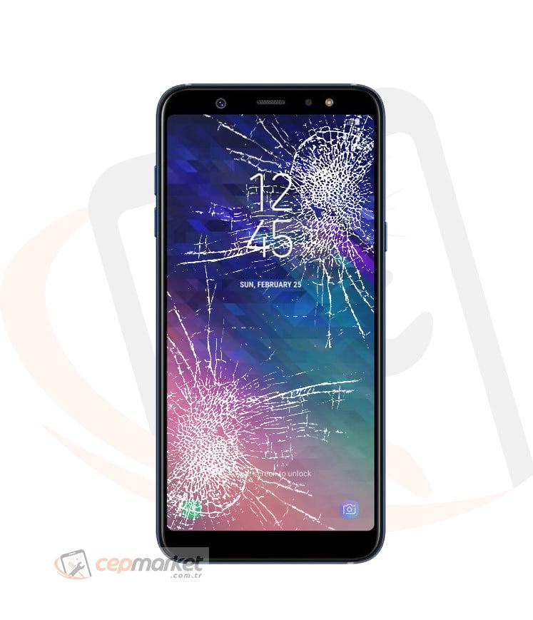 Samsung A6 S Ekran Değişimi