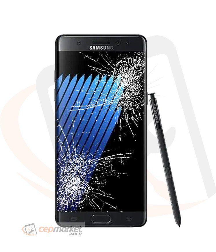 Samsung Note 7 Ekran Değişimi