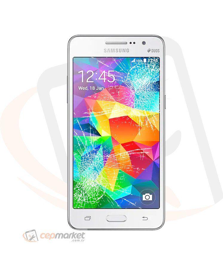 Samsung Prime Ekran Değişimi