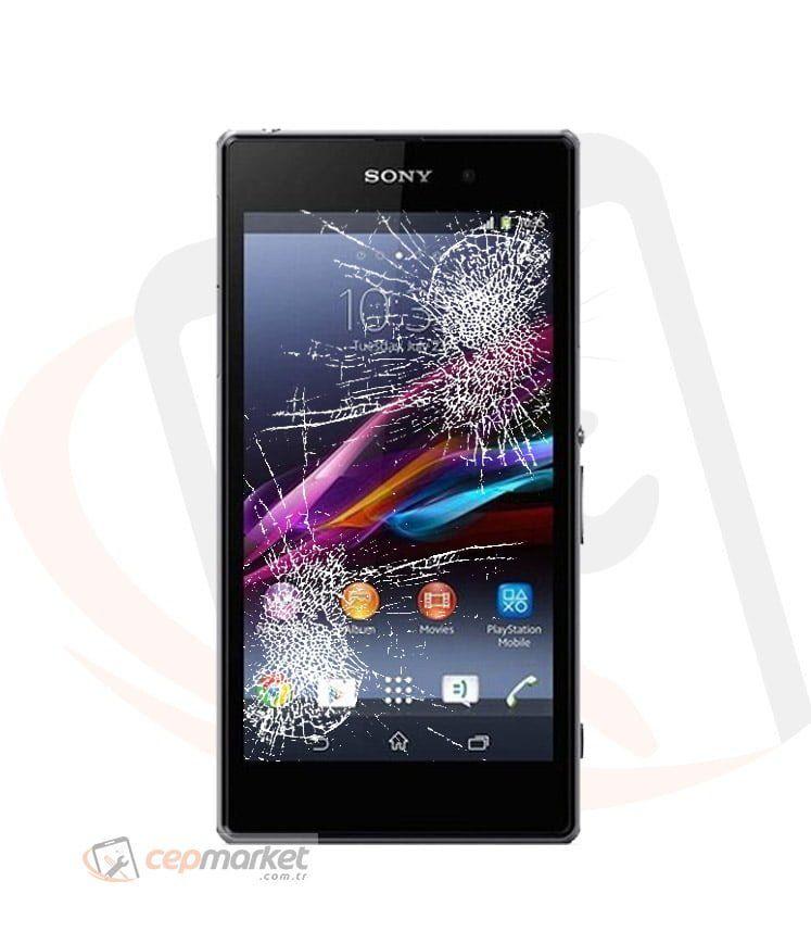 Sony Xperia X1 Compact Ekran Değişimi