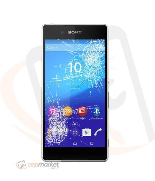 Sony Xperia Z3 Plus Ekran Değişimi