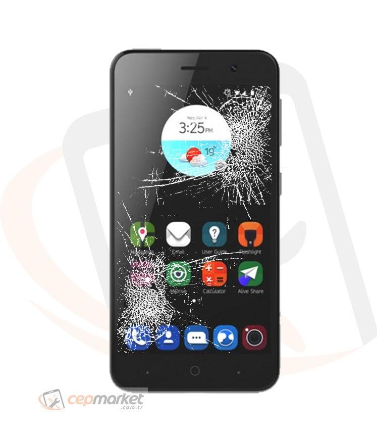 Vodafone ZTE 520 Ekran Değişimi