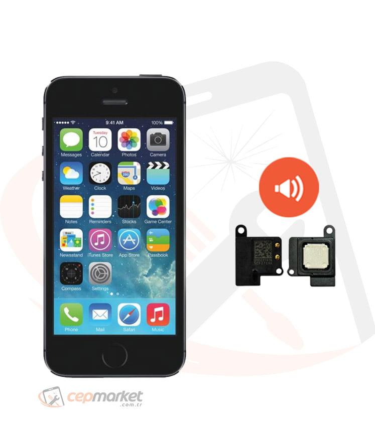 iPhone 5S Hoparlör Ahize Değişimi