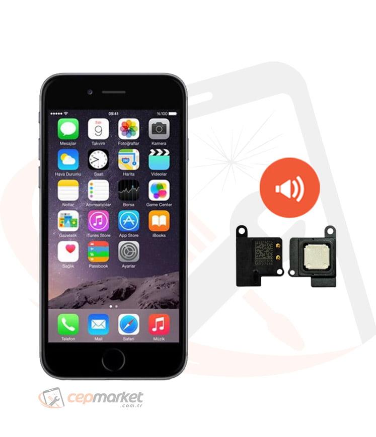 iPhone 6 Hoparlör Ahize Değişimi