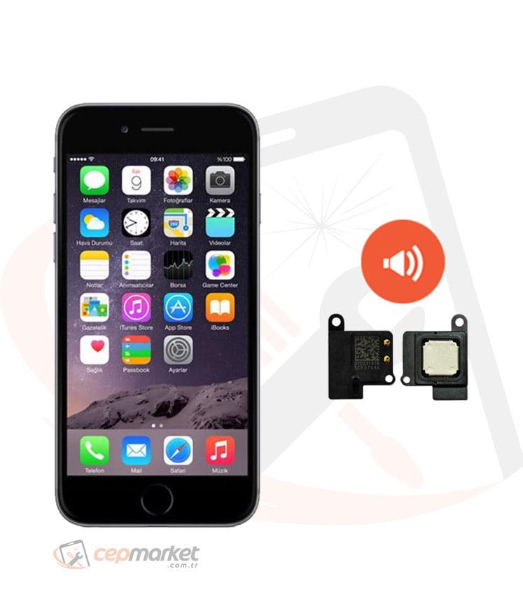 iPhone 6S Hoparlör Ahize Değişimi