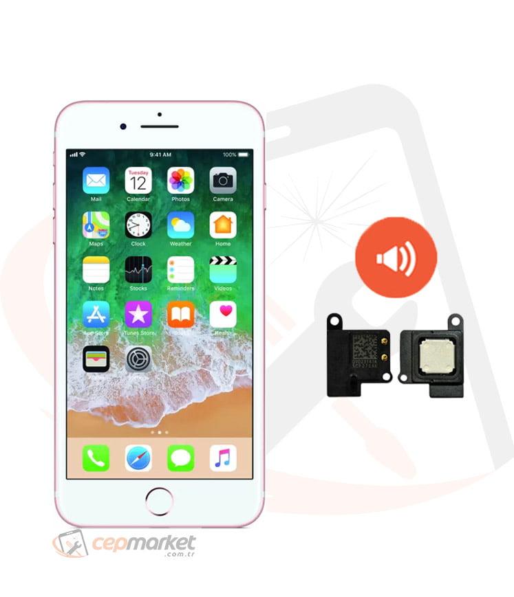 iPhone 7 Plus Hoparlör Ahize Değişimi