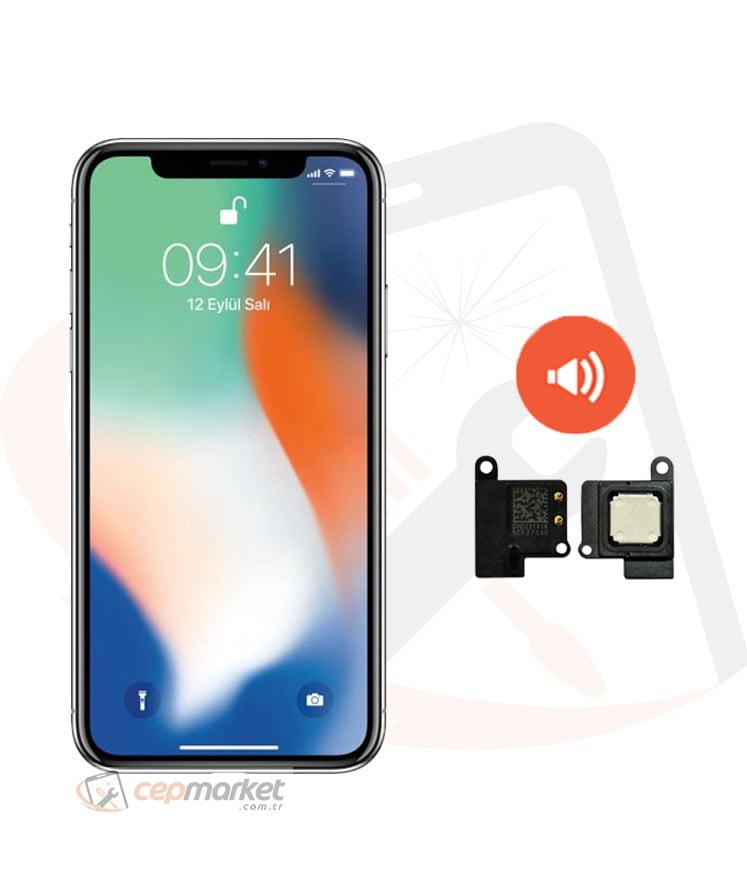iPhone XS Hoparlör Ahize Değişimi