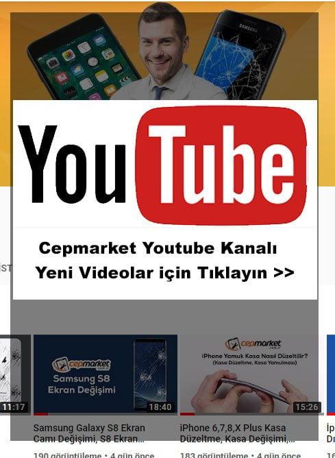 Cepmarket Youtube Kanalı