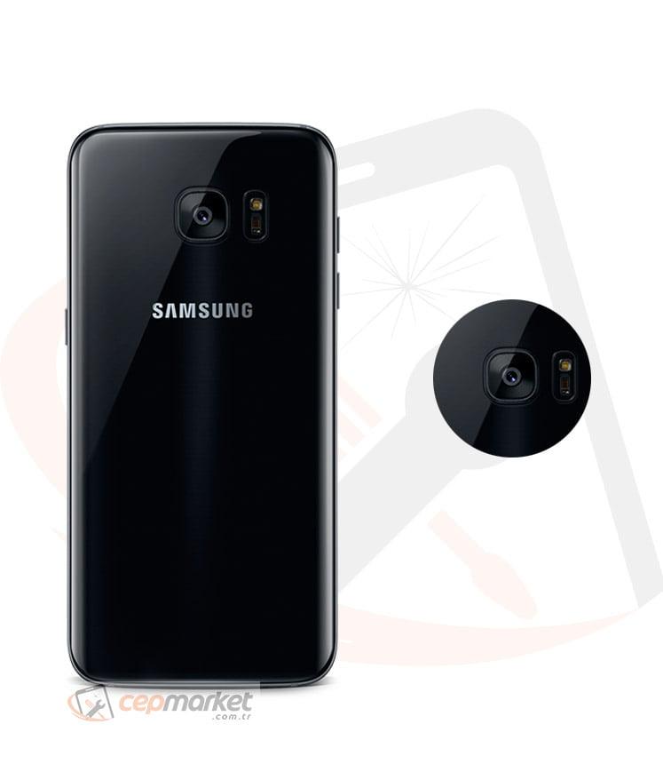 Samsung S7 Arka Kamera Değişimi