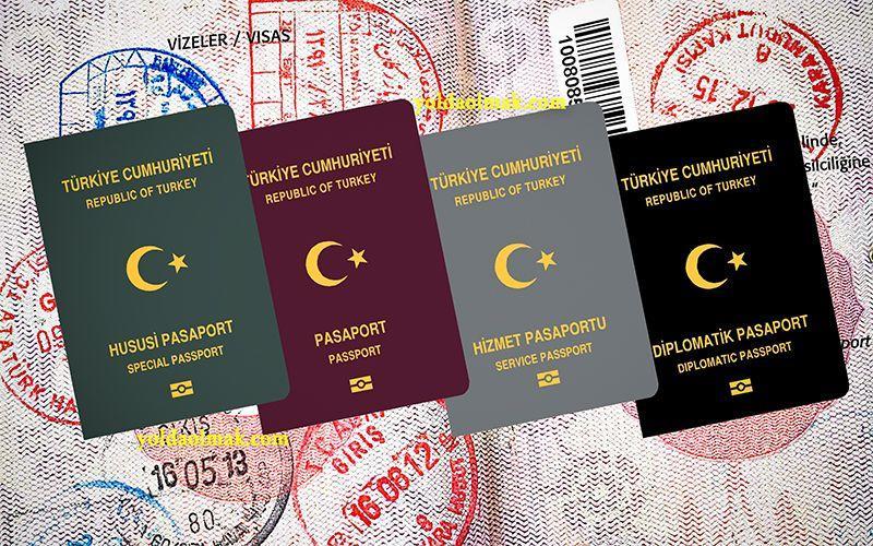 Yurt Dışından Alınan Cihazı Pasaporta Kayıt Ettirme