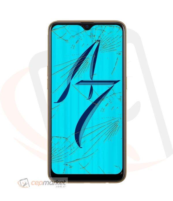 Oppo A7 Ekran Değişimi