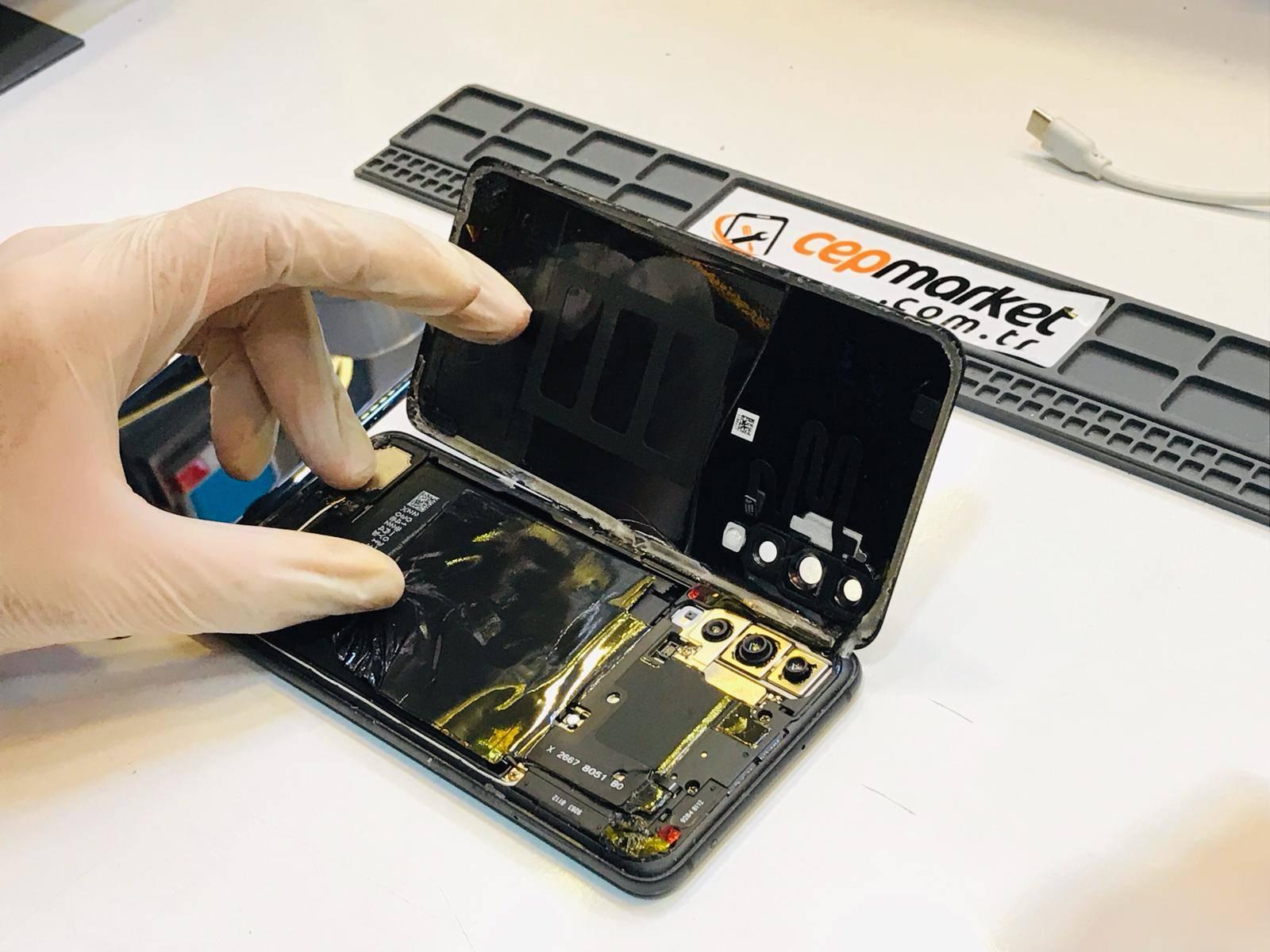 Yeni Batarya Aldım Şarj Olmuyor