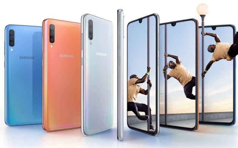 Samsung A70 Ekran Değişimi