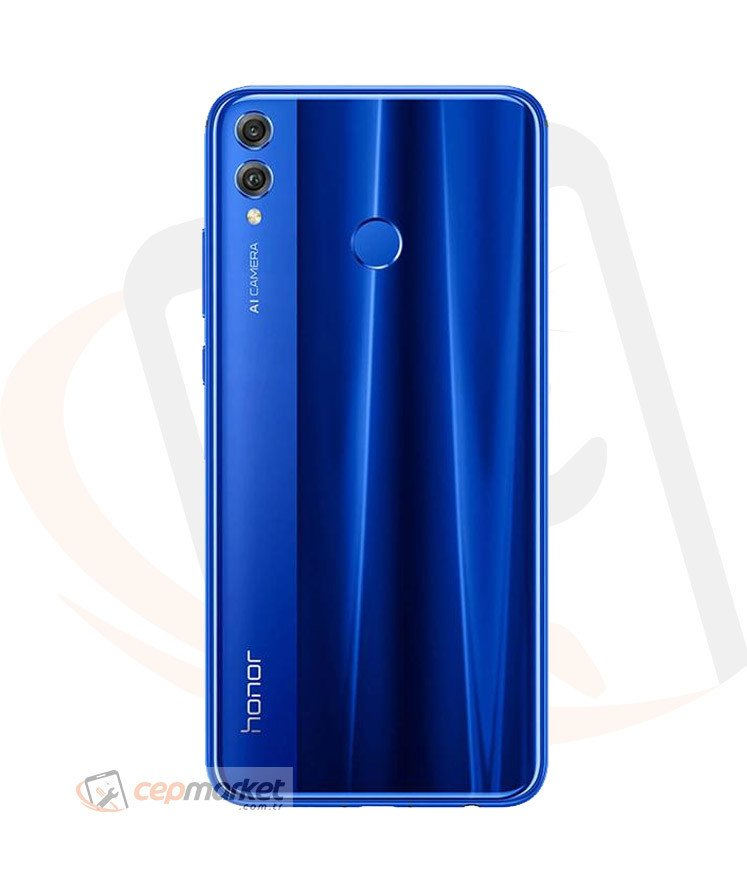 Huawei Honor 8X Cam Değişimi