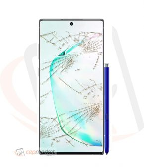Samsung Galaxy Note 10 plus Ekran Değişimi
