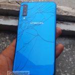 Samsung A7 2018 Arka Kapak Değişimi