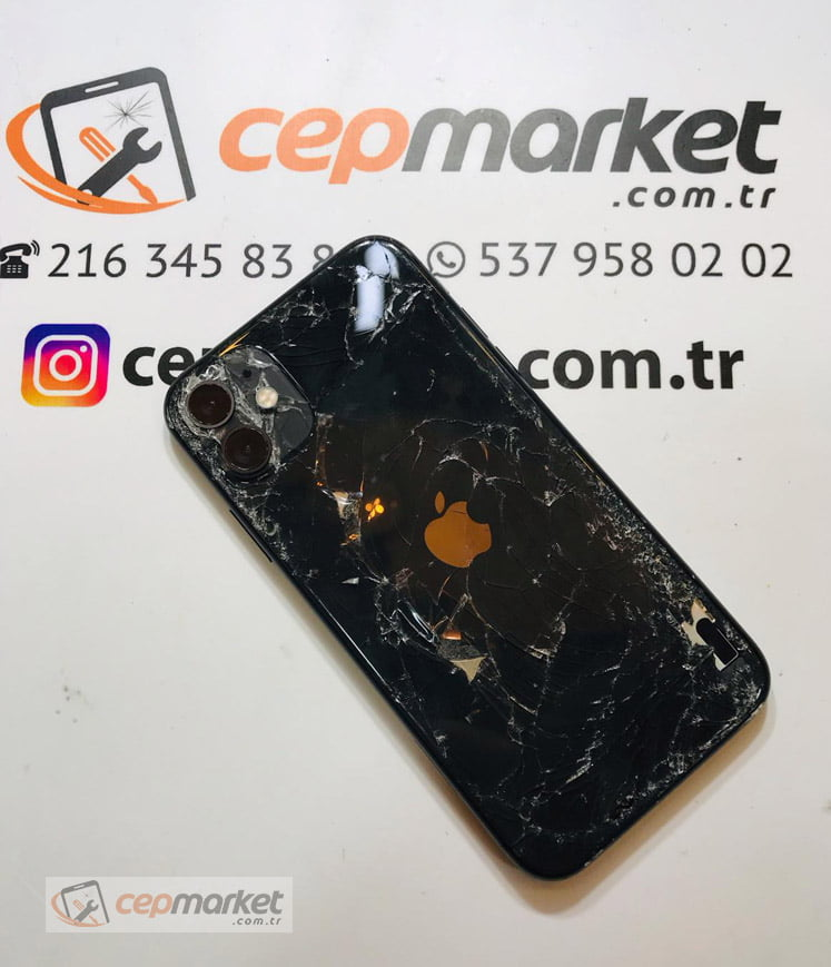 iPhone Screen Repair Price in Turkey