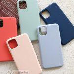 iPhone 11 Premium Silikon Kılıf