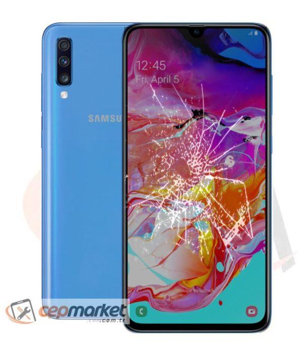 Samsung Galaxy A70 Ekran Değişimi