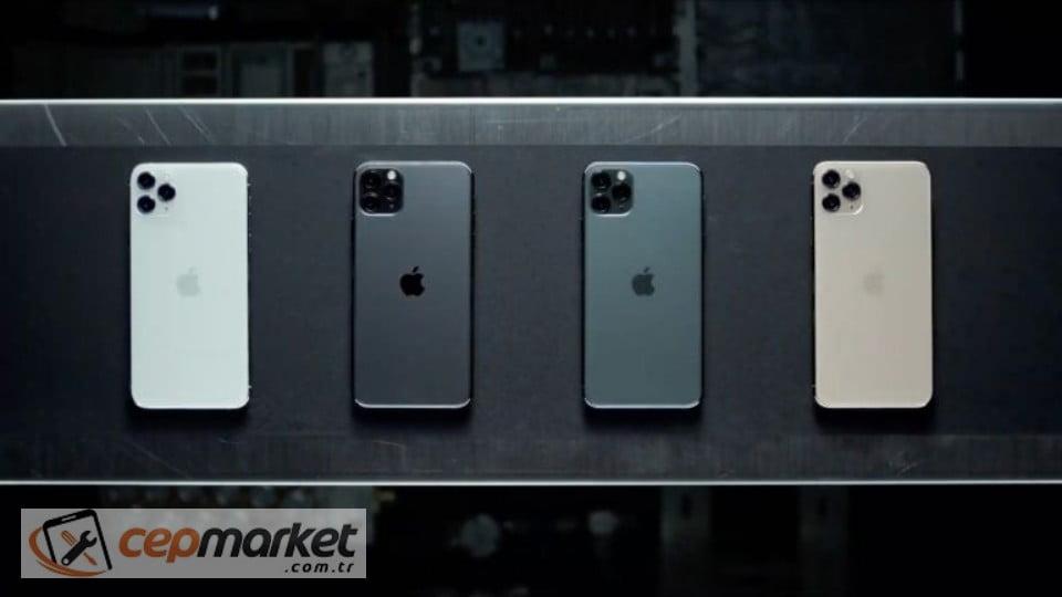 iPhone 11 Serisi Ön Cam Değişimi