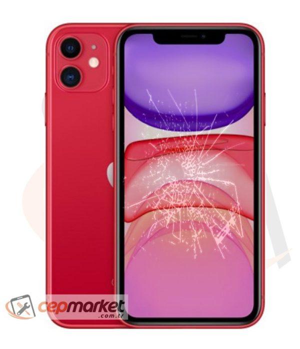 iPhone 11 Red Product Ekran Değişimi