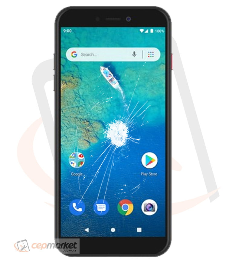General Mobile GM9 Ekran Değişimi