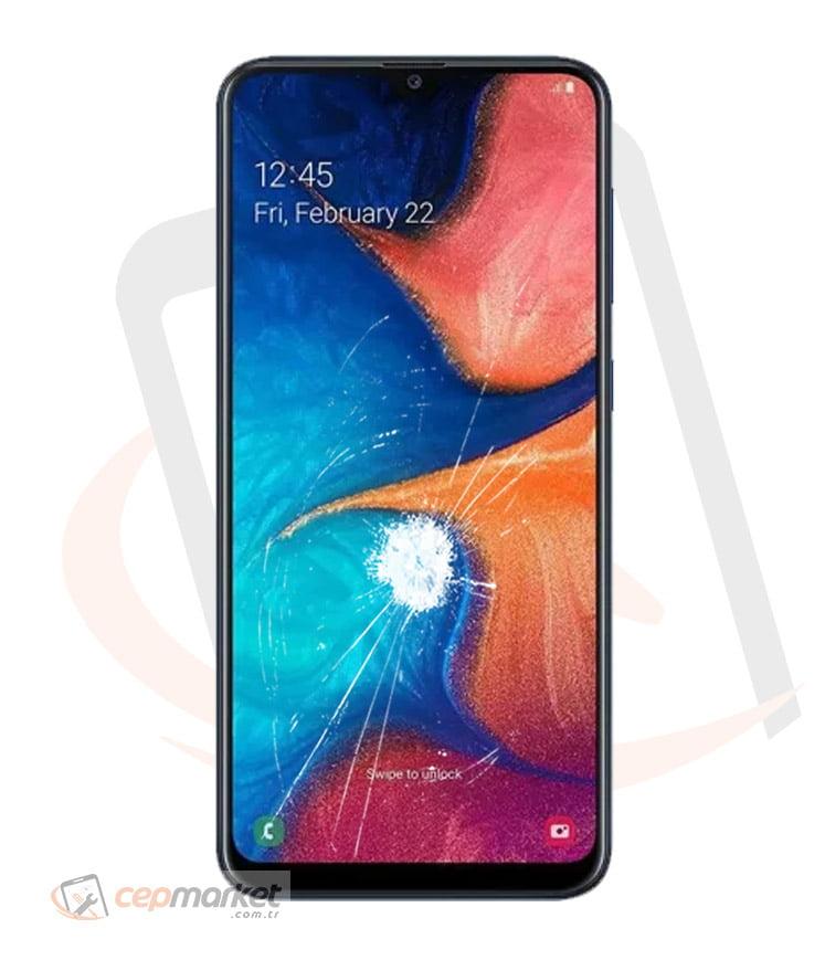 Samsung A20 S Ekran Değişimi