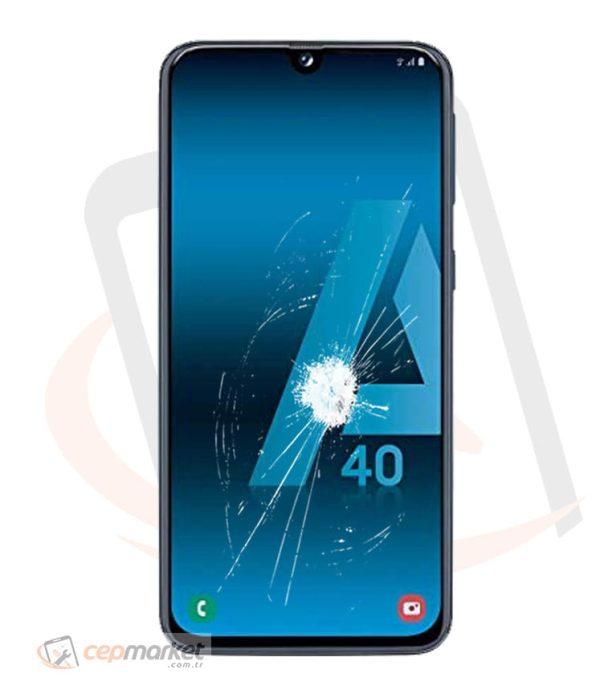 Samsung A40 Ekran Değişimi