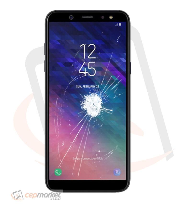 Samsung A6 2018 Ekran Değişimi