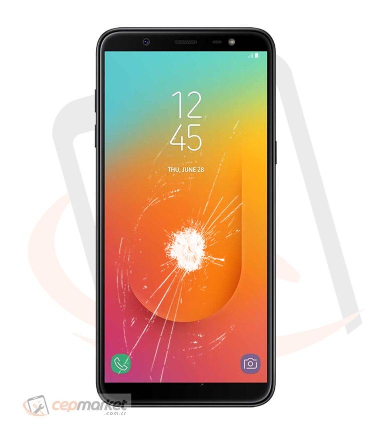 Samsung J8 2018 Ekran Değişimi
