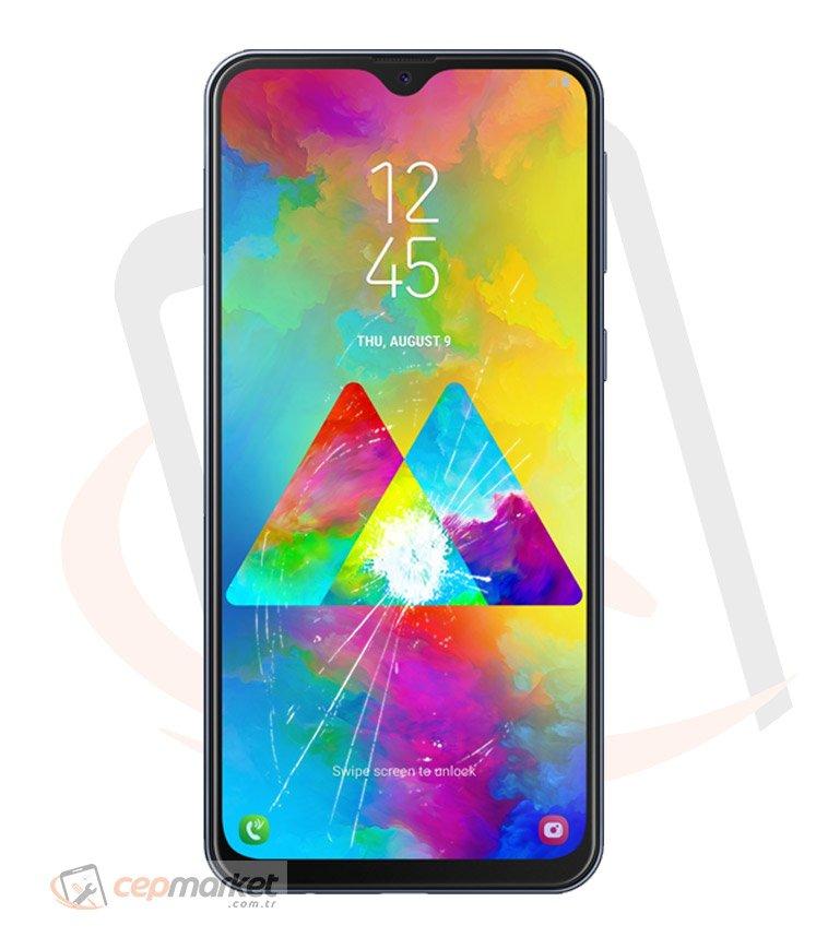 Samsung M20 2018 Ekran Değişimi