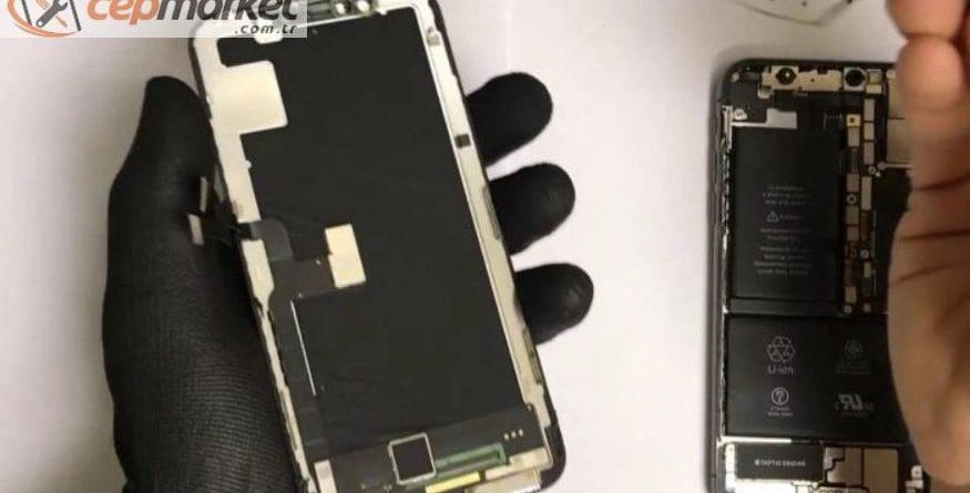 Çakma iPhone Ekran Sorunu