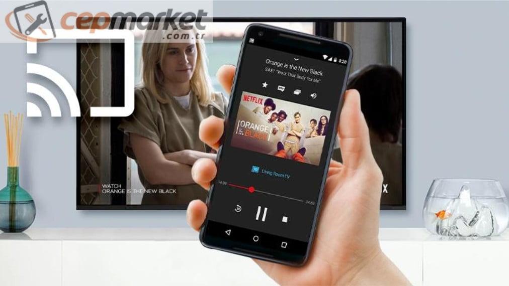 Android'i TV'ye Bağlamak