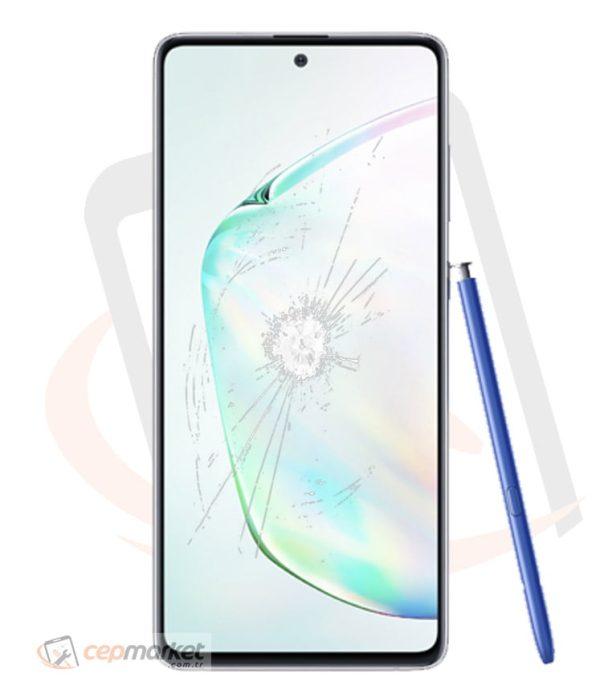 Samsung Note 10 Lite Ekran Değişimi