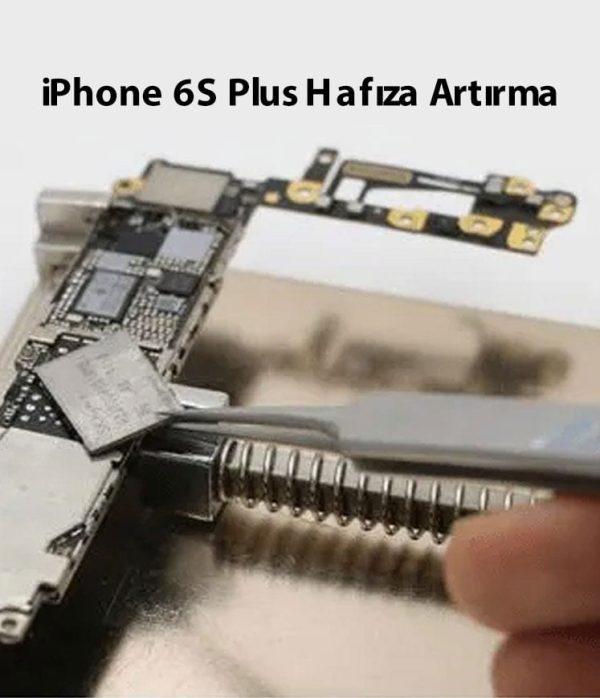 Iphone 6S Plus Hafıza Artırma