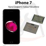 iPhone 7 Hafıza Yükseltme Nand Değişimi
