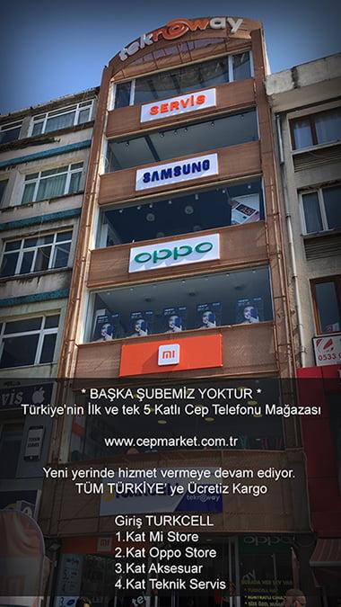 Cep market Kadıköy Telefon Tamir Servisi