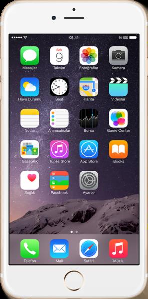 Iphone 6 Şebeke Yok Çözümü