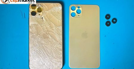 Apple iPhone Orjinal Arka Cam
