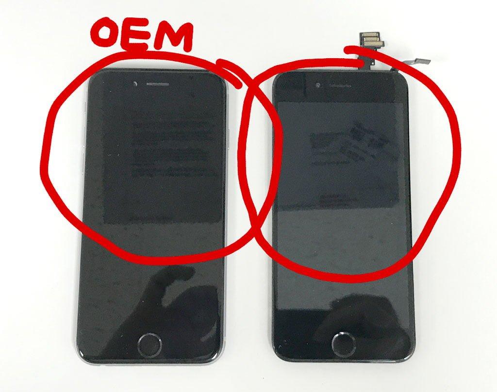 Iphone Ekran Değişimi Kopya Uyarısı