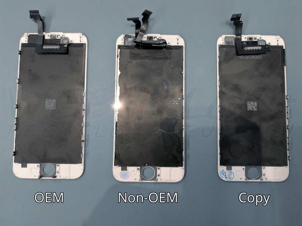 Telefon Ekran Kaliteleri: Ekran Türü Sıralaması