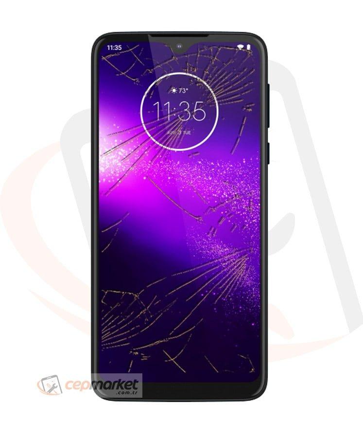 Motorola One Macro Ekran Değişimi