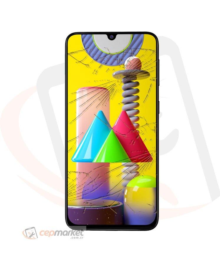 Samsung Galaxy M31 Ekran Değişimi