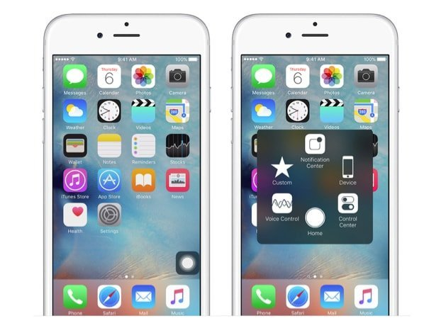 Iphone'Da Yardımcı Tuş Nedir?