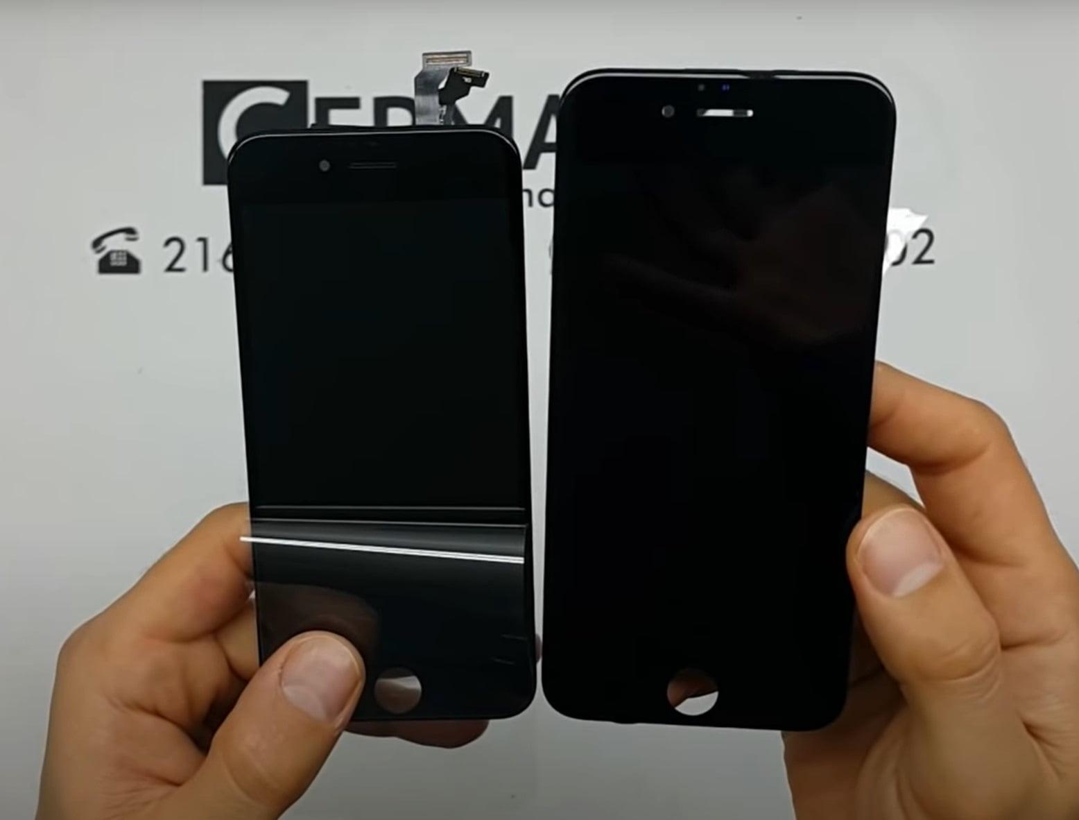 Iphone Ekran Değişimi Kontrolü