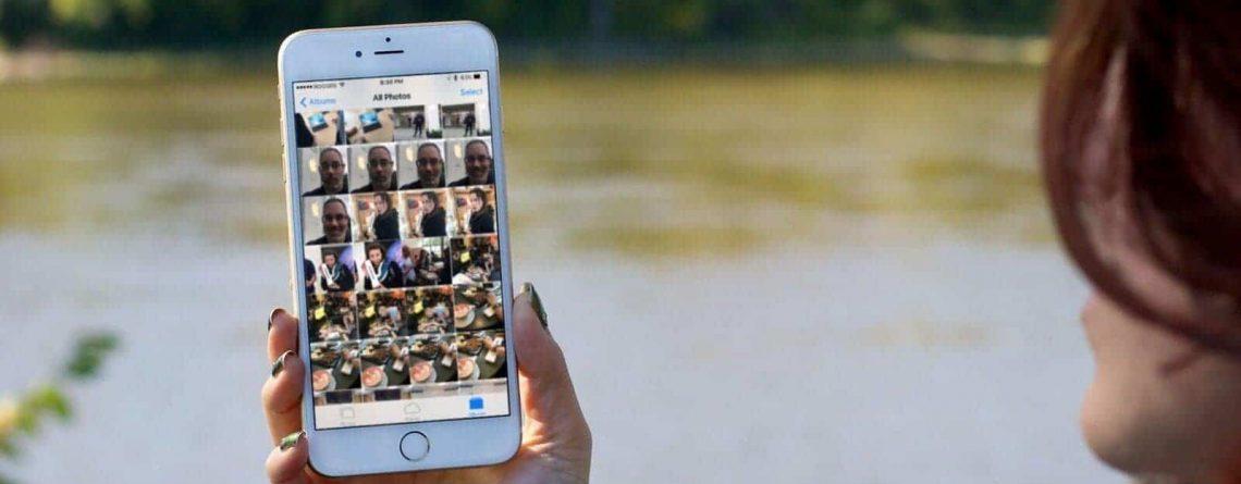 iPhone'da Resimleri PC'ye Atma