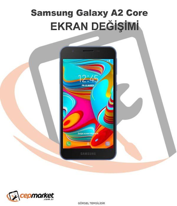 Samsung Galaxy A2 Core Ekran Değişimi